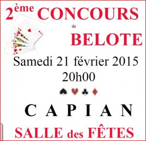 belote capture