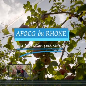 Reportage de l'Afocg Rhône