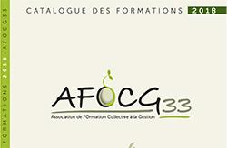 Catalogue des formations AFOCG 2018