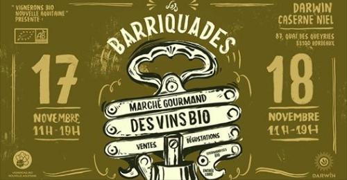 Salon des Vignerons Bio Nouvelle-Aquitaine et d'ailleurs