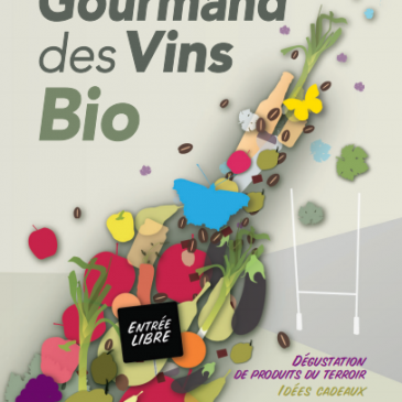 Marché Gourmand des Vins Bio à Bègles