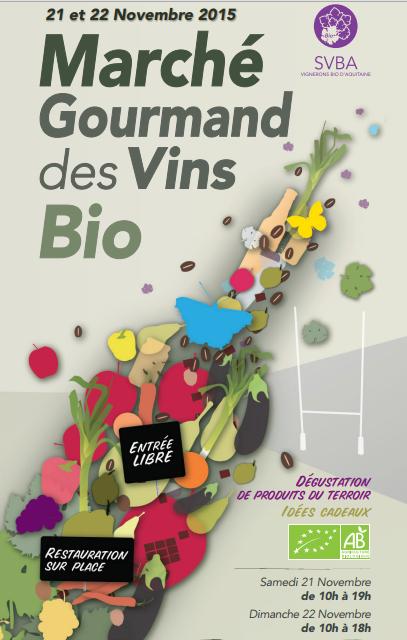 Vignerons bio d'Aquitaine