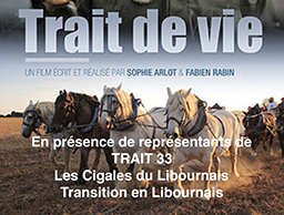 Traction animale, le film