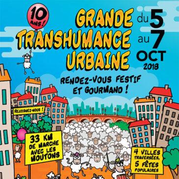Grande transhumance urbaine