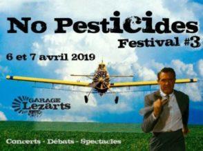 FESTIVAL NO PESTICIDES