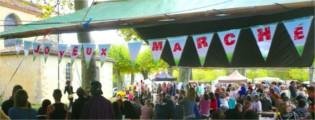 Joyeux marché à Préchac et RDV Bio à Targon